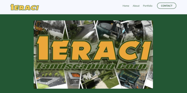 Ieraci Landscaping Corp